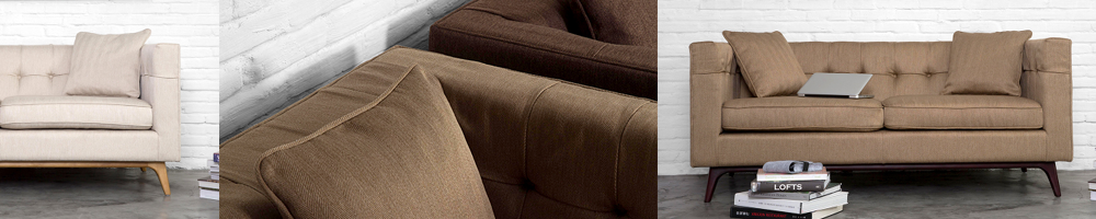 Sofa and armchair design