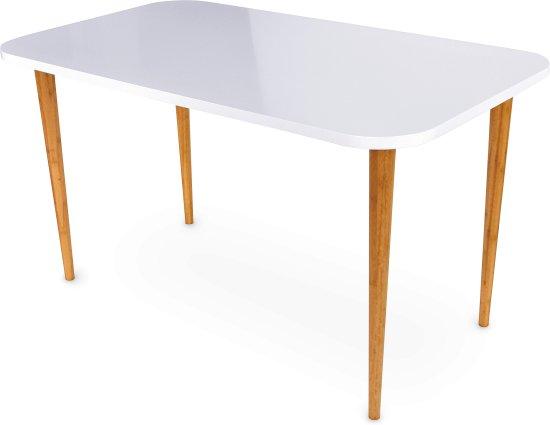 Table manger geisha meuble design for Pied de table original