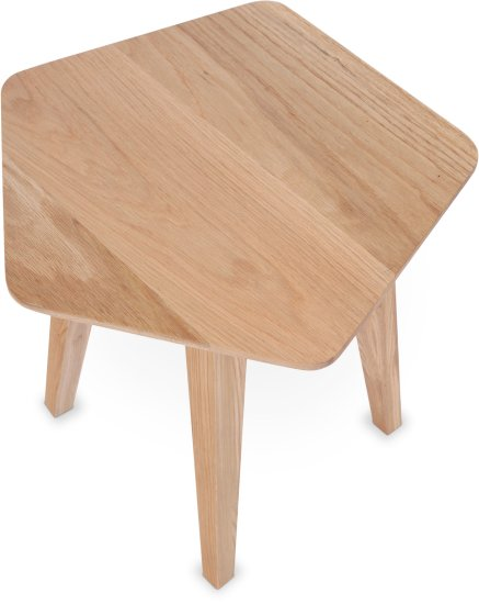 Coffee table design Miro en natural