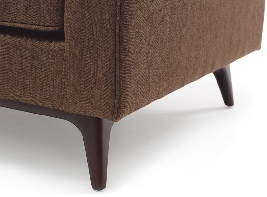 design nobu marron en brown