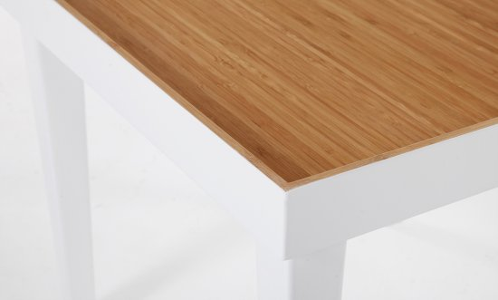 Coffee table TARA en white