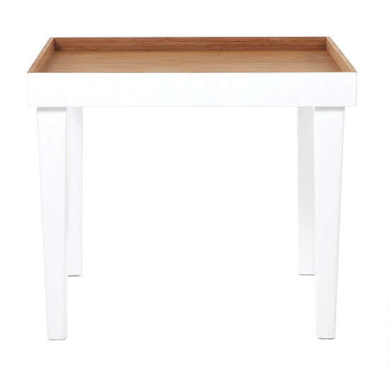 Coffee table Mini TARA en white