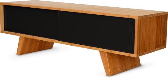 meuble tv wasabi design maisonwasabi - Meuble Bois Design